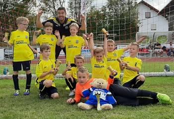 F2: Fuchstaler Raiba Cup 2019 - 2. Platz